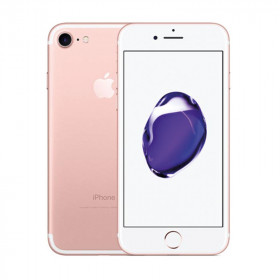 iPhone 7 Or Rose 128Go Reconditionné