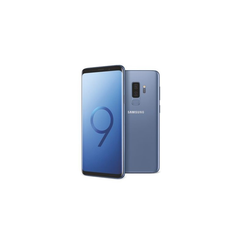 Galaxy S9 Plus Dual Sim Bleu 64Go Reconditionné | SMAAART
