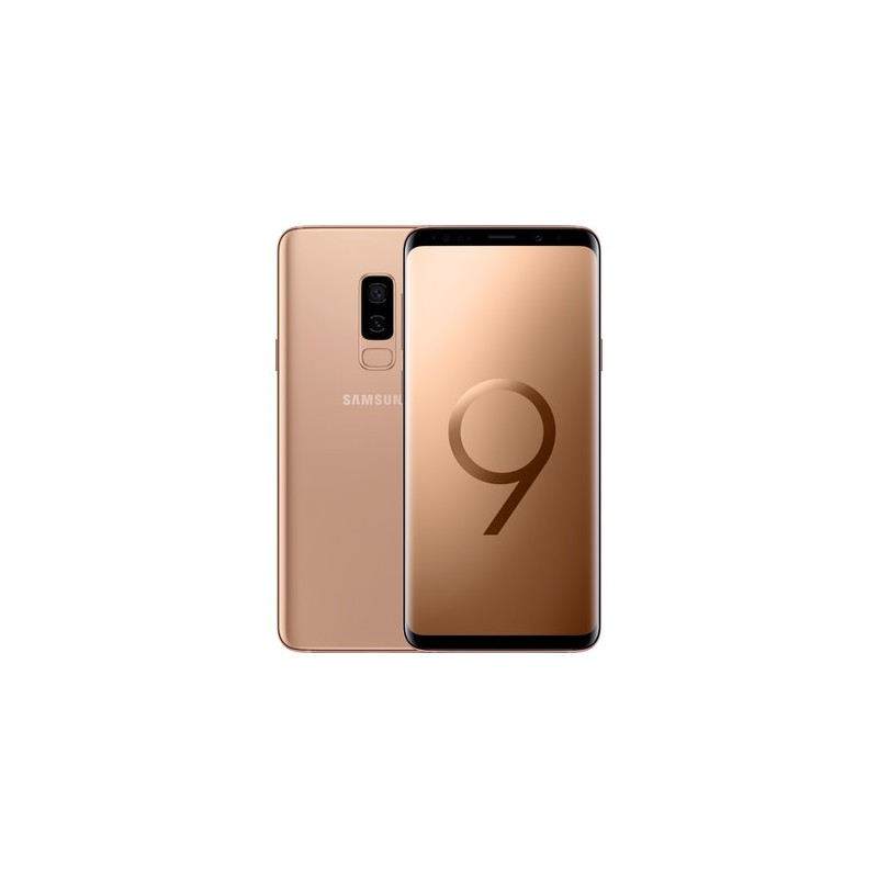 Galaxy S9 Plus Dual Sim Or 128Go Reconditionné | SMAAART