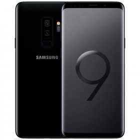 Samsung Galaxy S9 Plus Dual Sim Noir 128Go Reconditionné