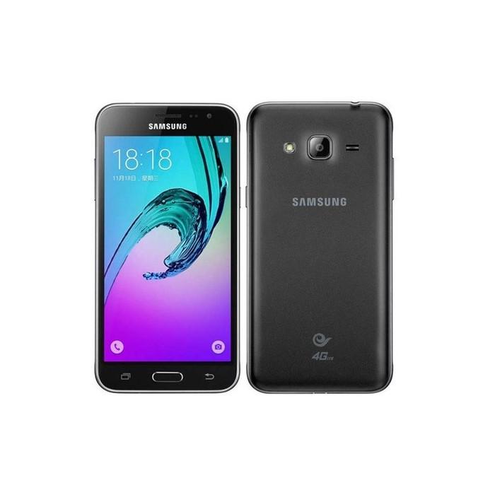 Samsung Galaxy J3 (2016) Noir 16Go Reconditionné | SMAAART