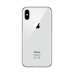 iPhone XS Argent 64Go Reconditionné | SMAAART