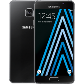 Samsung Galaxy A3 (2016) Noir 16Go Reconditionné