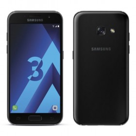 Samsung Galaxy A3 (2017) Noir 16Go Reconditionné