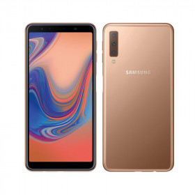 Samsung Galaxy A7 Dual Sim (2018) Or 64Go Reconditionné