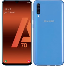 Samsung Galaxy A70 Bleu 128Go Reconditionné