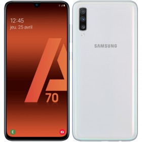 Samsung Galaxy A70 Blanc 128Go Reconditionné