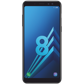Samsung Galaxy A8 (2018) Noir 32Go Reconditionné