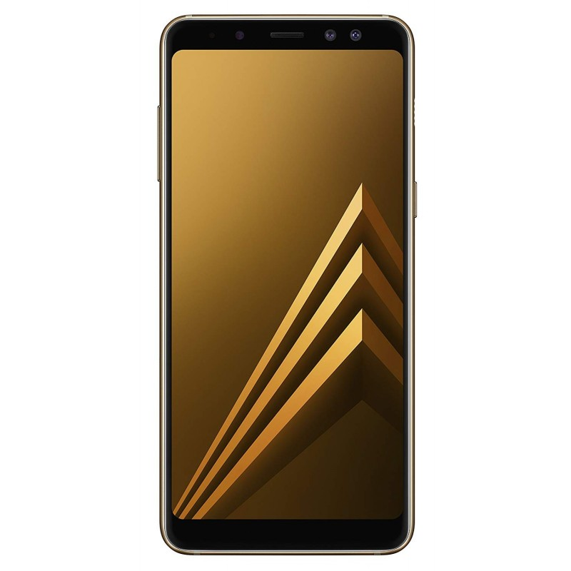 Samsung Galaxy A8 Dual Sim (2018) Or 32Go Reconditionné | SMAAART