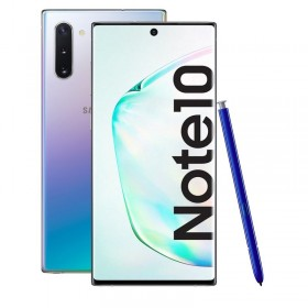 Samsung Galaxy Note 10 Dual Sim Argent Stellaire 256Go Reconditionné