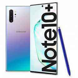Galaxy Note 10 Plus Dual Sim Argent Stellaire 256Go Reconditionné | SMAAART
