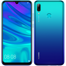 Huawei P Smart (2019) Bleu Aurore 64Go Reconditionné