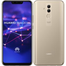 Huawei Mate 20 LITE Or 64Go Reconditionné   SMAAART