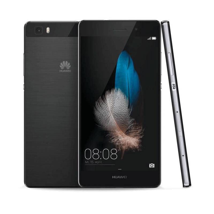 Huawei P8 Lite (2015) Noir 16Go Reconditionné | SMAAART