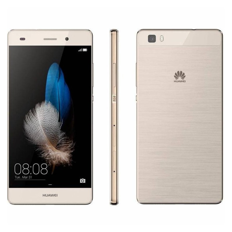 Huawei P8 Lite (2015) Or 16Go Reconditionné | SMAAART