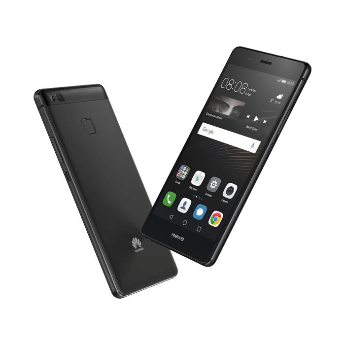 Huawei P9 Lite Noir 16 Go reconditionné | SMAAART