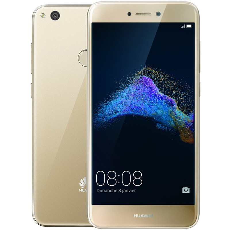 Huawei P8 Lite (2017) Or 16Go Reconditionné | SMAAART
