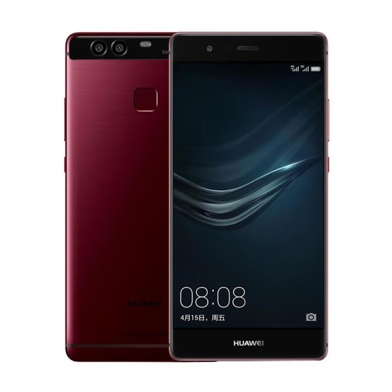 Huawei P9 Rouge 32Go Reconditionné   SMAAART
