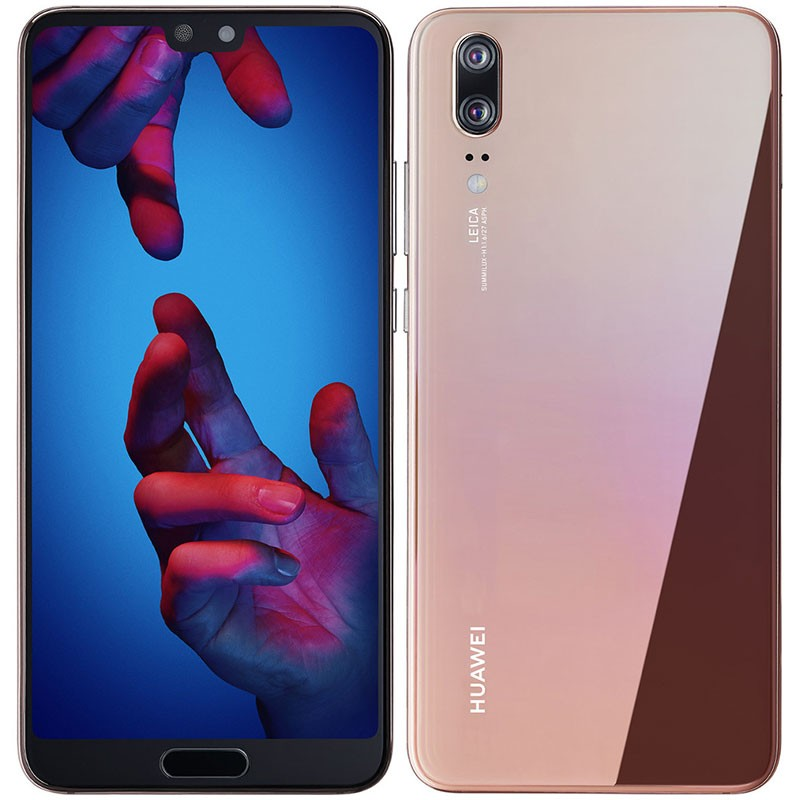 Huawei P20 Dual Sim Or Rose 128Go Reconditionné | SMAAART