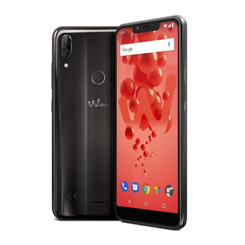 Wiko View 2 Plus Anthracite 64Go Reconditionné | SMAAART