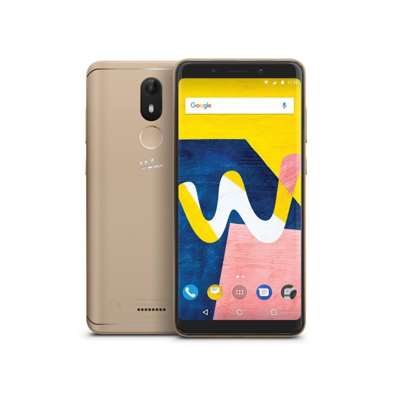Wiko View Lite Or 16Go Reconditionné | SMAAART