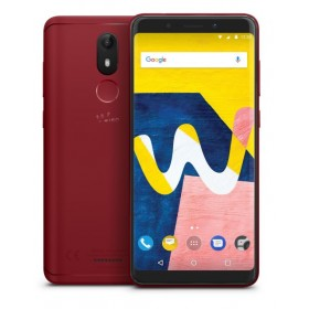 Wiko View Lite Rouge 16Go Reconditionné