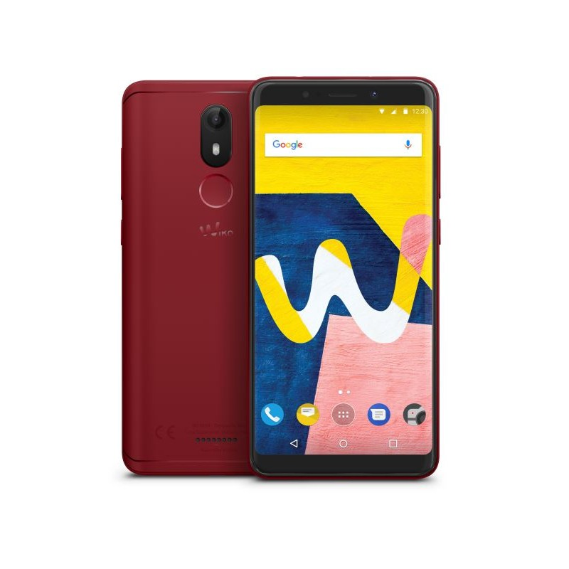 Wiko View Lite Rouge 16Go Reconditionné | SMAAART