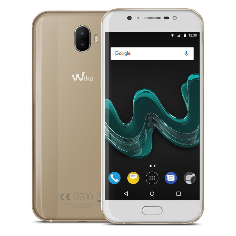 Wiko Wim Or 64Go Reconditionné | SMAAART