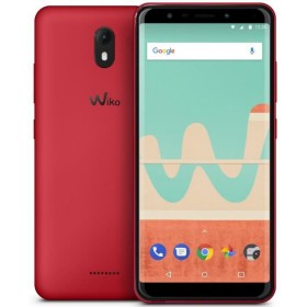 Wiko View Go Rouge 16Go Reconditionné