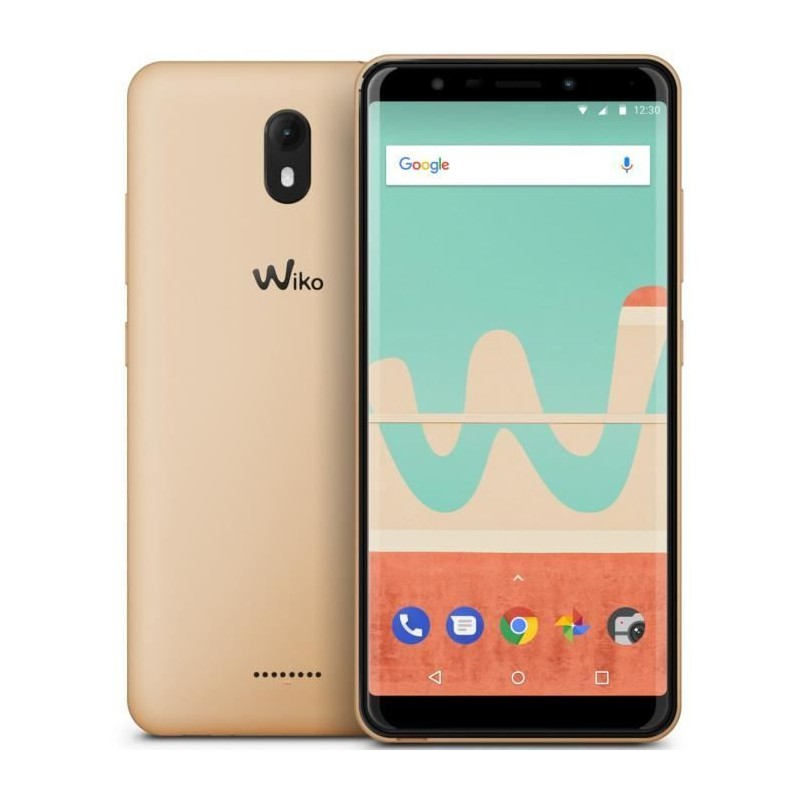 Wiko View Go Or 16Go Reconditionné | SMAAART