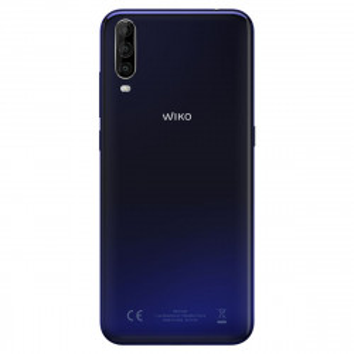 Wiko View 4 Lite Bleu Nuit 32Go Reconditionné | SMAAART