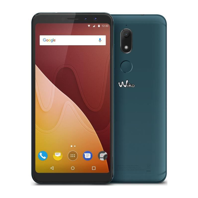 Wiko View Prime Bleen 64Go Reconditionné | SMAAART