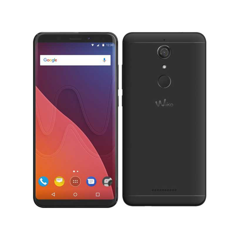 Wiko View Noir 16Go Reconditionné | SMAAART
