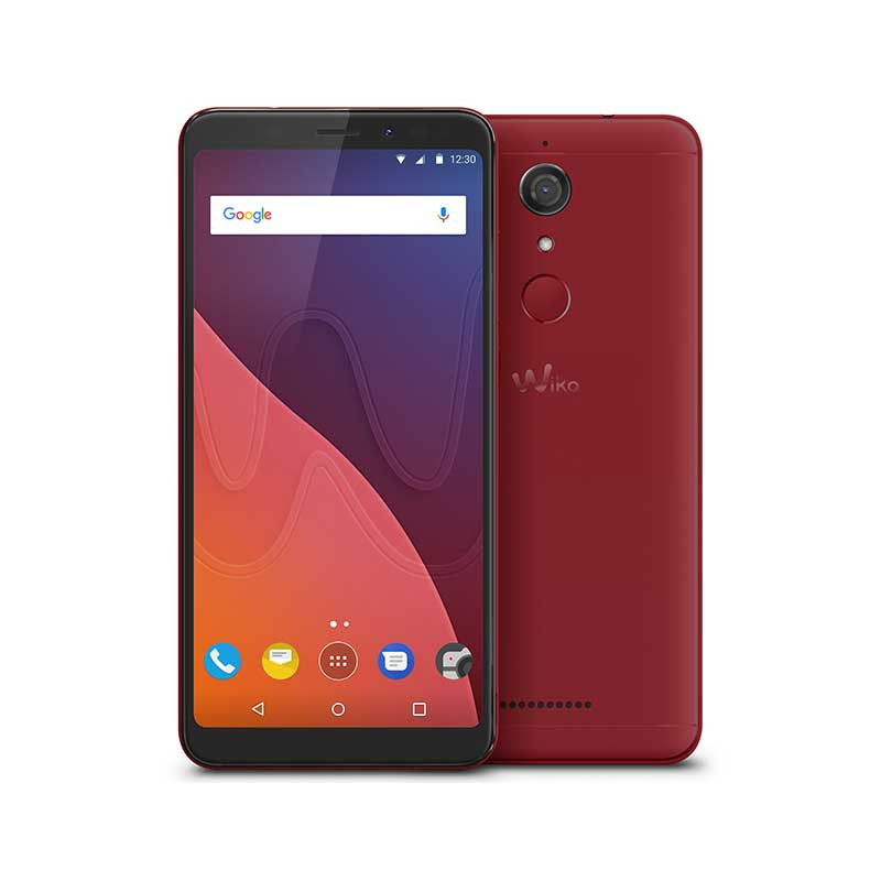 Wiko View Rouge 16Go Reconditionné | SMAAART