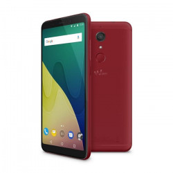 Wiko View XL Rouge 32Go Reconditionné | SMAAART