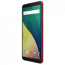 Wiko View XL Rouge 32Go Reconditionné   SMAAART