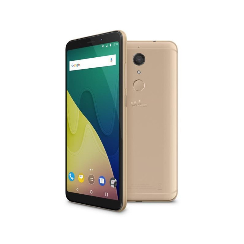 Wiko View XL Or 32Go Reconditionné | SMAAART