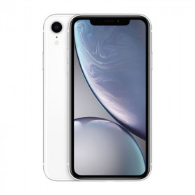 iPhone XR SANS FACE ID Blanc 128Go Reconditionné