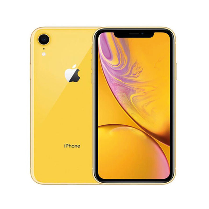 Apple iPhone XR Sans Face ID Jaune 128Go Reconditionné | SMAAART