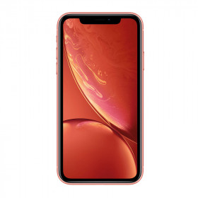 iPhone XR SANS FACE ID Corail 128Go Reconditionné   SMAAART