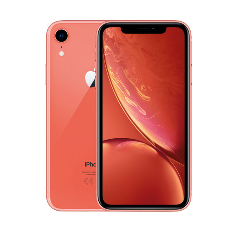 Apple iPhone XR Sans Face ID Corail 256Go Reconditionné | SMAAART