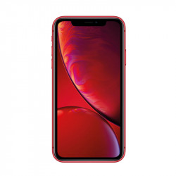 Apple iPhone XR Sans Face ID Rouge 64Go Reconditionné   SMAAART