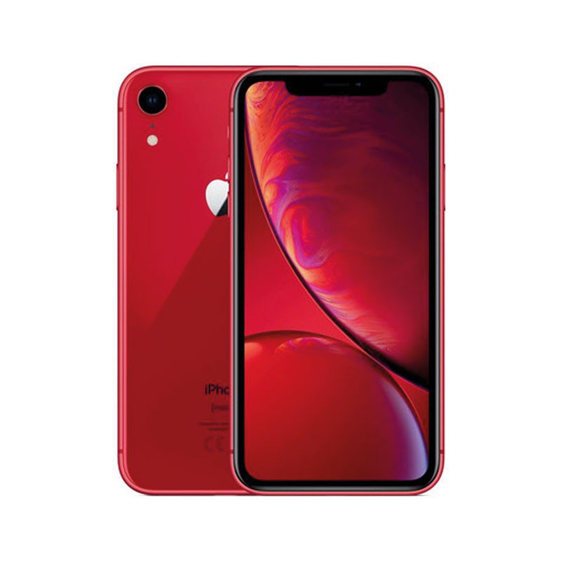 iPhone XR SANS FACE ID Rouge 256Go Reconditionné   SMAAART