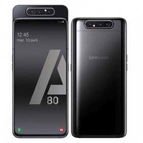 Samsung Galaxy A80 Noir 128Go Reconditionné