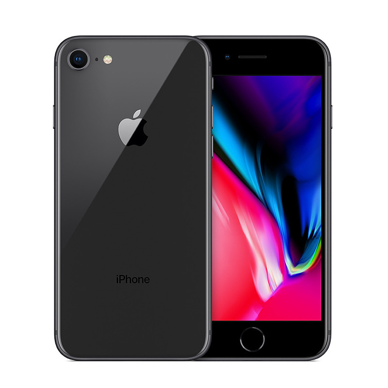 iPhone 8 Gris Sidéral 256Go Reconditionné | SMAAART