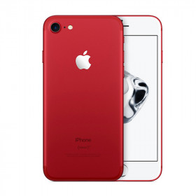 iPhone 7 Rouge 128Go Reconditionné