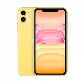 iPhone 11 SANS FACE ID Jaune 64Go Reconditionné