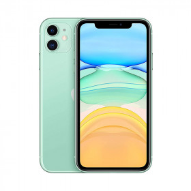 iPhone 11 SANS FACE ID Vert 64Go Reconditionné