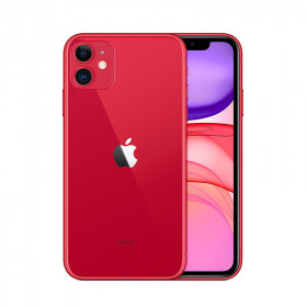 iPhone 11 SANS FACE ID Rouge 128Go Reconditionné