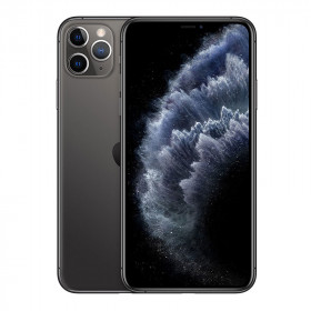 iPhone 11 Pro Max SANS FACE ID Gris Sidéral 64Go Reconditionné